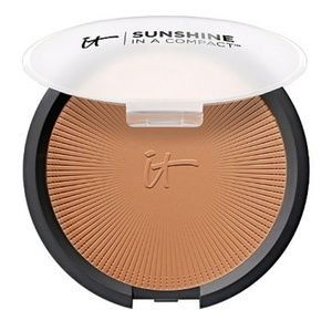 IT Cosmetic Sunshine In A Compact Bronzer - Warmth